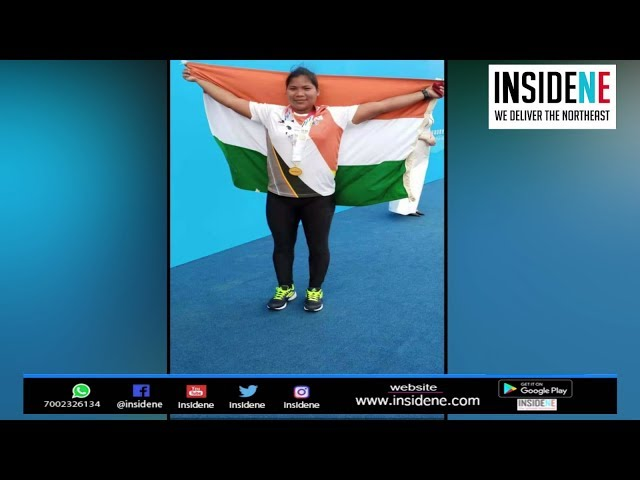 Tunlai Narzary of Assam Police Bags Gold Medal in China