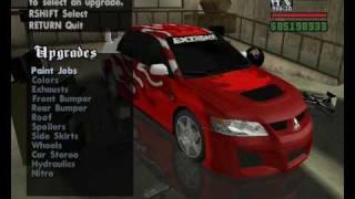 Video GTA San Andreas Car Mods: Tuning Kits Part I download MP3, 3GP, MP4, WEBM, AVI, FLV Agustus 2018