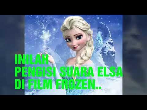 Dubber Princess ELSA Di Frozen ! Cloud Bread, Hongsi. Si Juki
