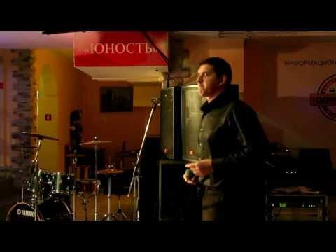 Аркадий Кобяков - Такая, как лёд (25.12.2013, СПб, ресторан Юность)