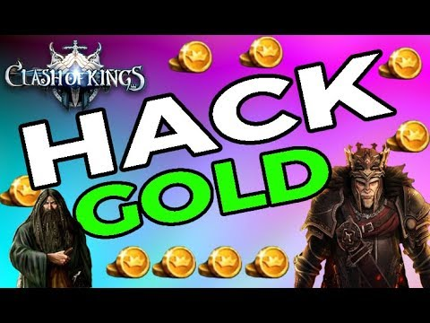 Clash of Kings Hack - How to Hack Clash of Kings Gold (LIVE PROOF)