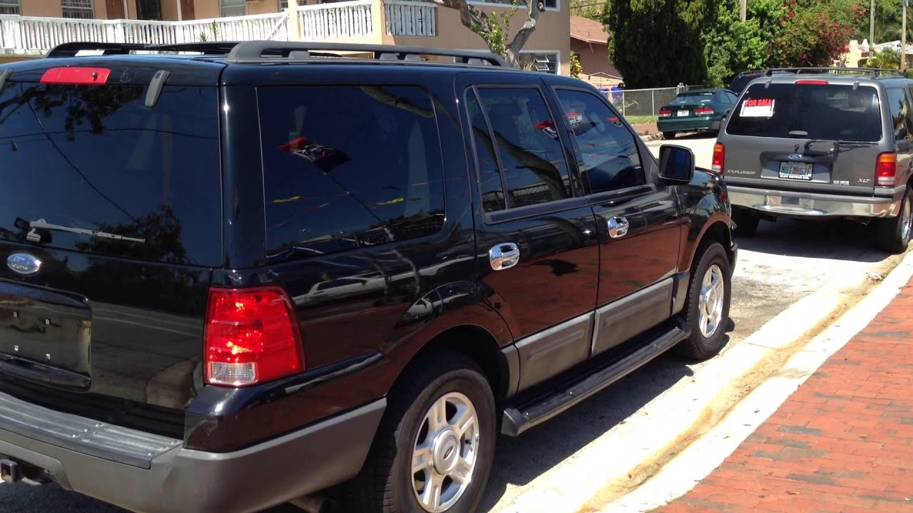 2006 ford expedition xlt sport 2wd youtube. Black Bedroom Furniture Sets. Home Design Ideas