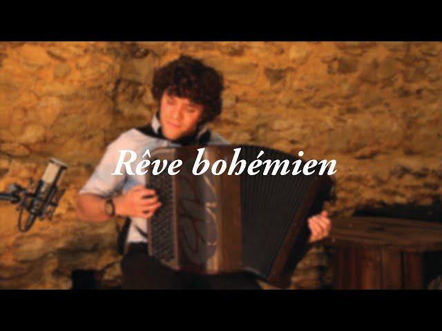 Rêve bohémien (Jo Privat) – Jérémy Dutheil – Accordéoniste