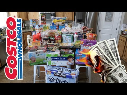 💰 MASSIVE $650 COSTCO HAUL 😳 COSTCO SHOPPING HACKS FOR BIG FAMILIES 🛒