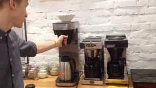 кофеварка Bravilor Bonamat Mondo 2 обзор