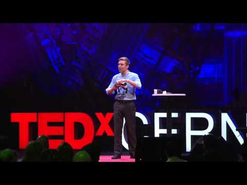 Reimagining education | Michael Bodekaer | TEDxCERN