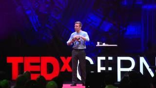 Reimagining education   Michael Bodekaer   TEDxCERN