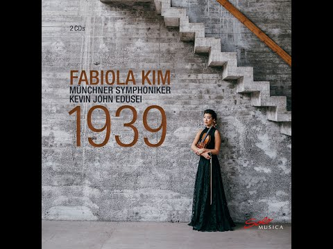 "EPK Video Fabiola Kim - ""CD Project 1939"" – English"