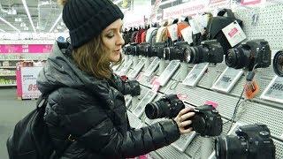 Как выбрать зеркальный фотоаппарат. Мой способ