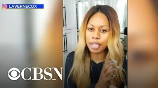 Laverne Cox and friend targeted in transphobic attack