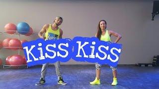 DJ R'AN - Kiss Kiss feat Mohombi & Big Ali // ZUMBA // Choreo by Flurim & Anka