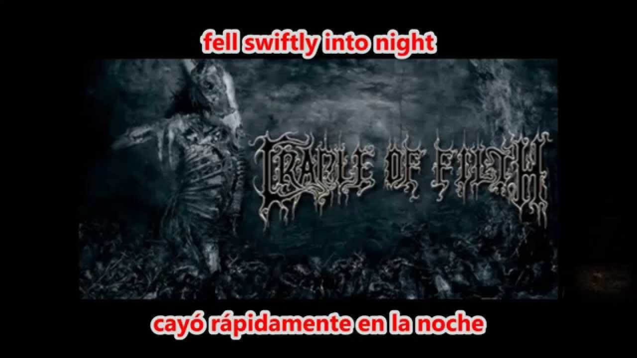 Cradle Of Filth - Suicide and Orther Comforts (Subtitulos Español ...