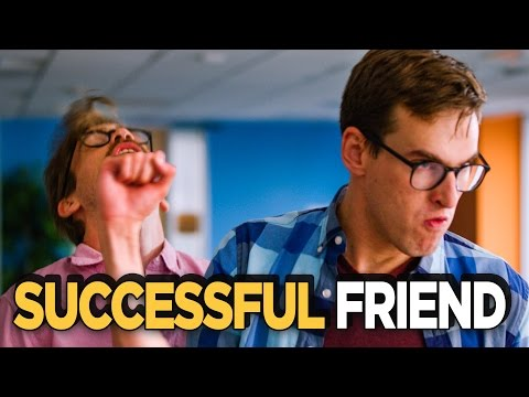 Why It Sucks When Your Friend Becomes Successful
