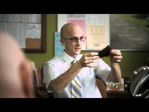 Dean Pelton's Office Hours - Hair Piece