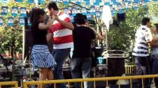 Samba, Cosme e Shaienne Forró no Downtown