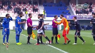 SABAH FC 1:1 QARABAG Fk