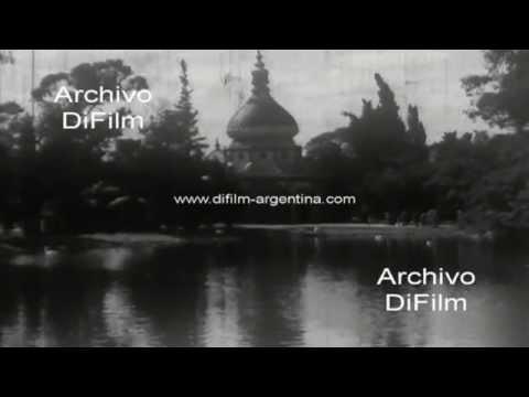 El jardin zoologico de Buenos Aires - Pelicula Documental 1947