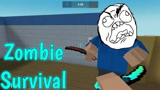 Zoeirinhas No Zombie Survival | Block Strike