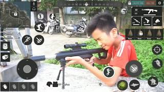( Phim Ngắn) FreeFire: Trận Chiến Của Những Đứa Trẻ 3 - Phiên Bản Con Nít - NCT Vlogs.