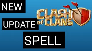 COC NEW UPDATE BAT SPELL