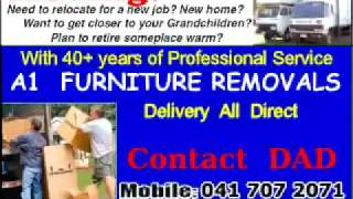 A1 Furniture Removals North Queensland(, 2010-06-12T02:01:14.000Z)