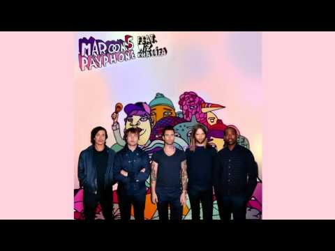 Maroon 5 - Payphone (Official Instrumental) ft. Wiz Khalifa HQ HD 1080p 720p