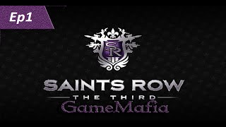 Saint's Row:The Third Ep1 - Yepyeni bir seri Co-Op  w/Murat