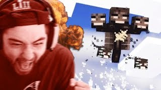 FINAL BATTLE with the WITHER in MINECRAFT