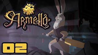 Amber, The Far Seeker - Let's Play Armello - Part 2