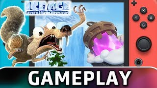 Ice Age Scrat's Nutty Adventure | First 40 Minutes on Switch