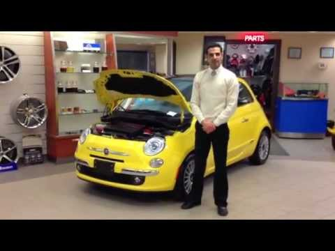 How to Check your Motor Oil FIAT