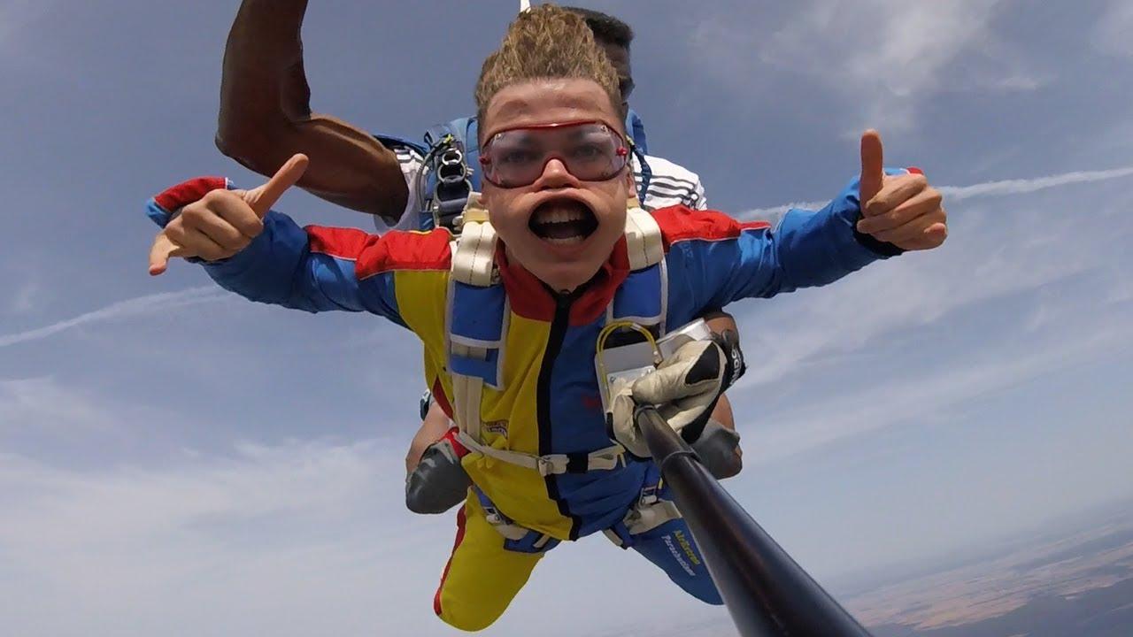 parachutisme 4000