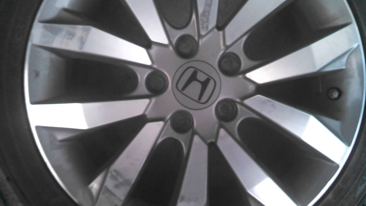 For Sale 2009 Honda Civic Si Oem Wheels Youtube