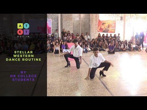 Stellar Jazz & Tap Dancing by HR College Students   Kaleidoscope 2017