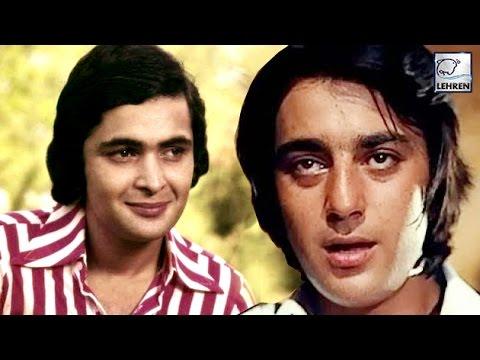 Why Sanjay Dutt Wanted To Beat Up Rishi Kapoor? Reason REVEALED