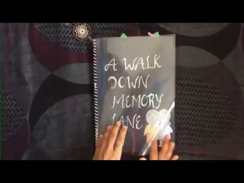 diy scrap book tutorial