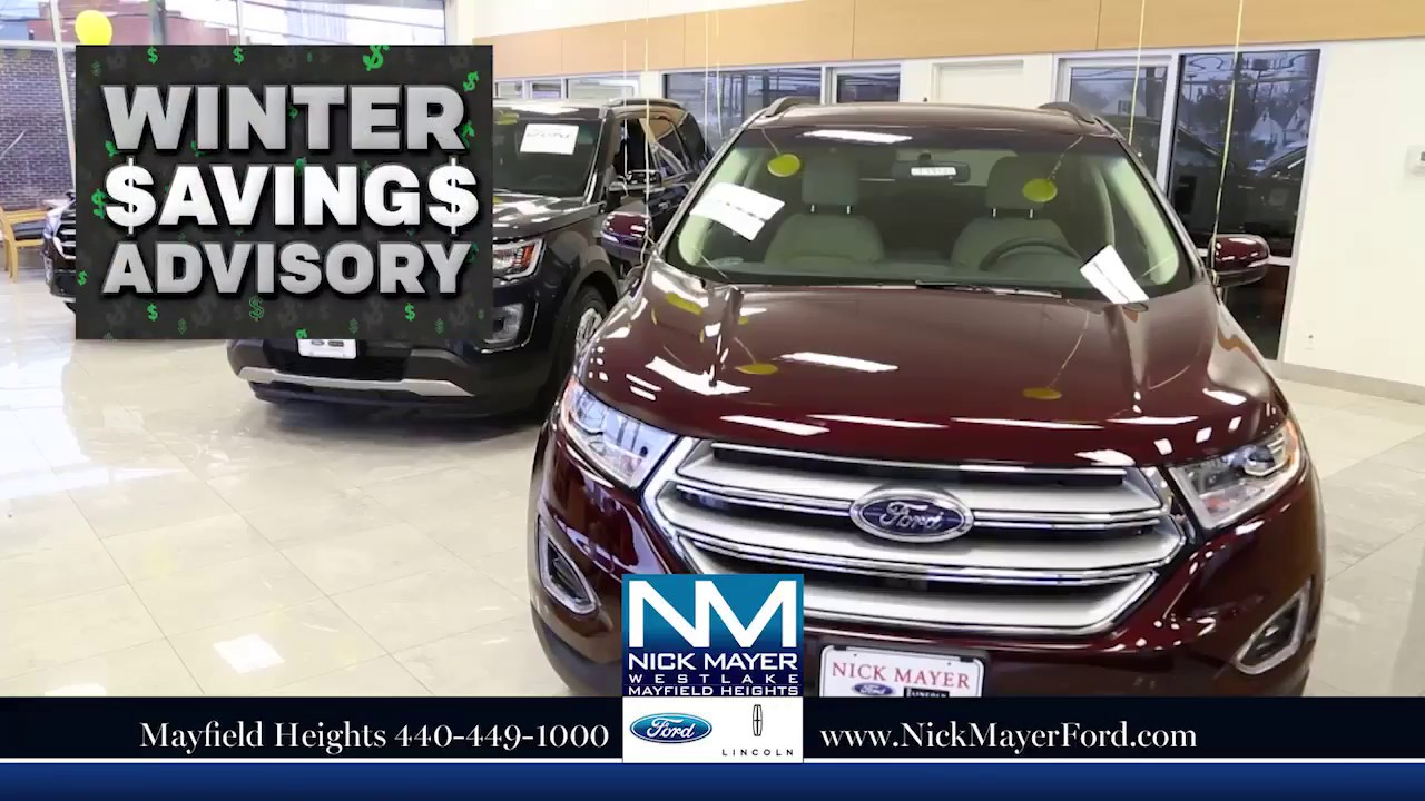 Best Deals When You A New Ford Explorer Shaker Heights Oh All Of Northeast Ohio