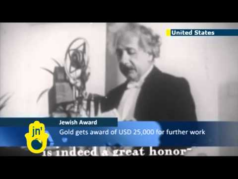2011 Jewish Community Hero of the Year goes to Randy Gold for Atlanta Jewish Gene Screen