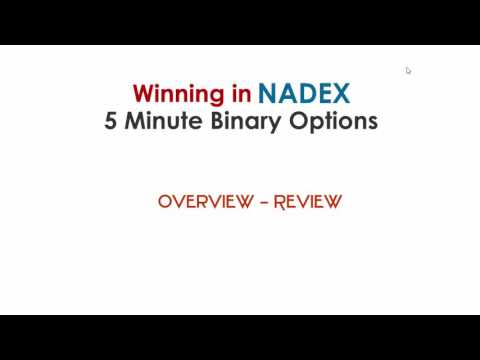 Winning in NADEX 5 Minute Binary Options Course Review | Best ...