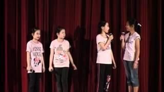 2011-12 聖嘉祿學校 才藝大匯演 踏雪尋梅