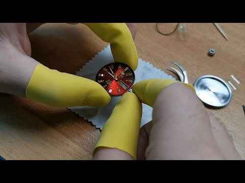 Part 1 - Building A Custom Watch With Parts From EBay