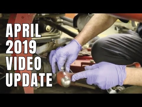 Turf Equipment And Supply Company Video Update For April 2019