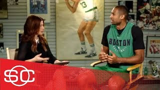 Al Horford on LeBron James, young Celtics and Brad Stevens | SportsCenter | ESPN