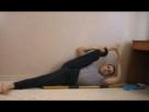 How To Do the SPLITS STRETCHES EXL Side Split Front Split Martial Arts