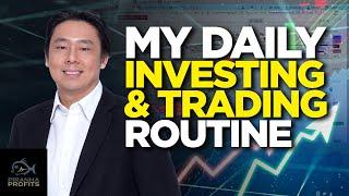 Meine tägliche Anlage- und Handelsroutine