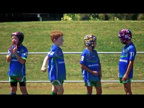 Junior Rugby League U7 April 9th 2016