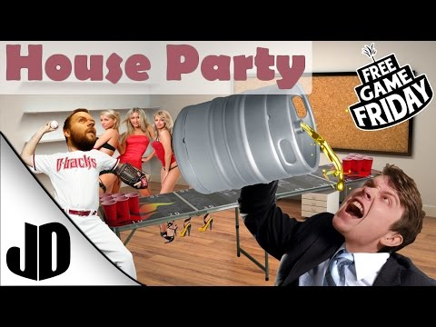 Free Game Friday   House Party   LET ME INTRODUCE MYSELF!