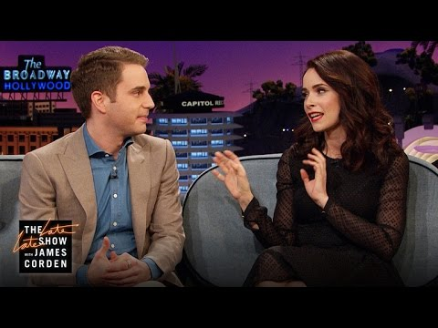 Don't Fly Next to Abigail Spencer & Ben Platt