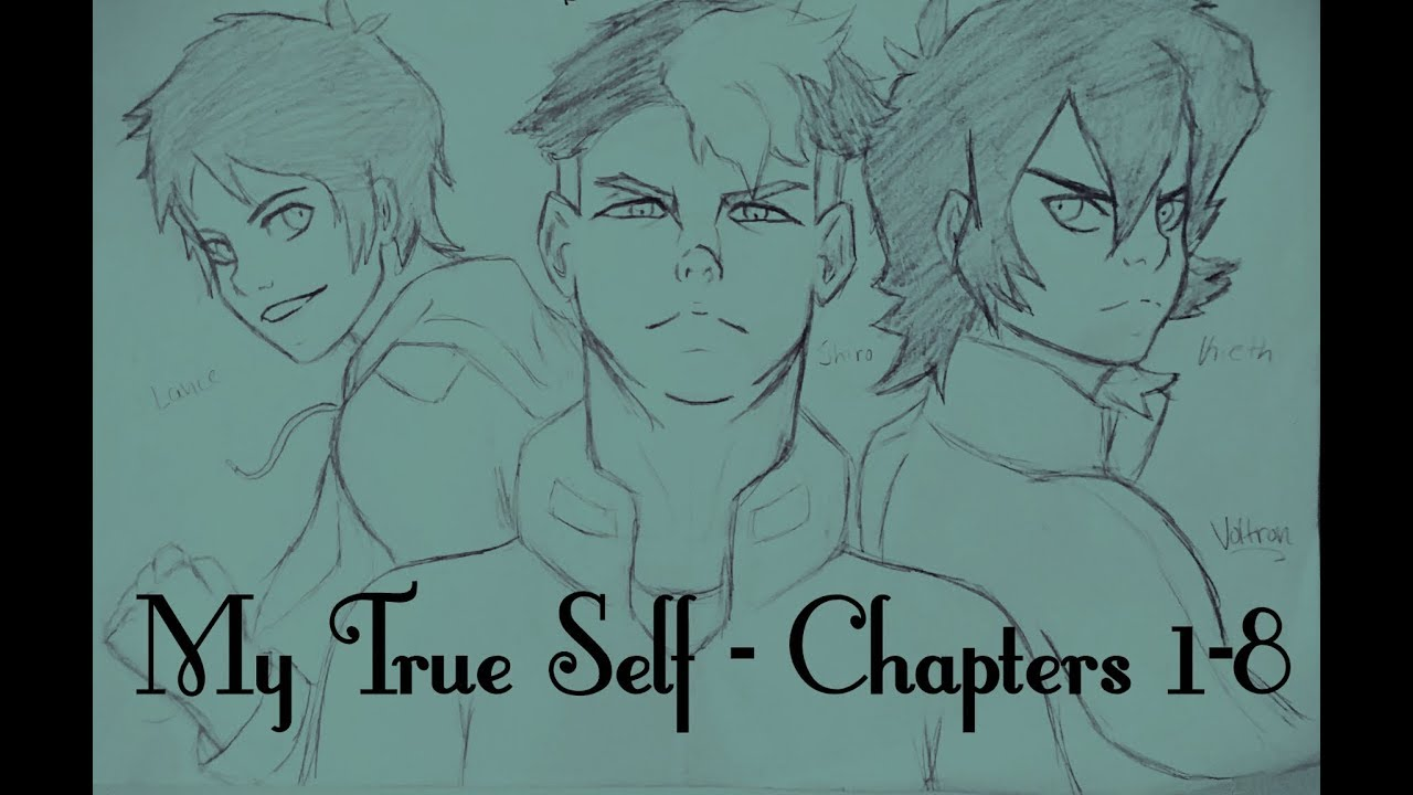 Fanfic Reading: My True Self - Chapters 1-8