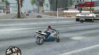 Starter Save -Part 2-The Chain Game 100 Mod-GTA San Andreas PC-complete walkthrough-achieving ??.??%